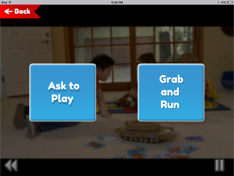 Behaviors With Friends iPad app review.