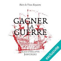 couverture de l'audiobook Gagner la guerre de JP Jaworski