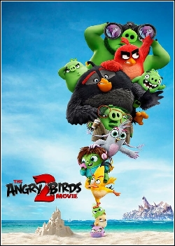 Capa Angry Birds 2: O Filme Dublado Torrent