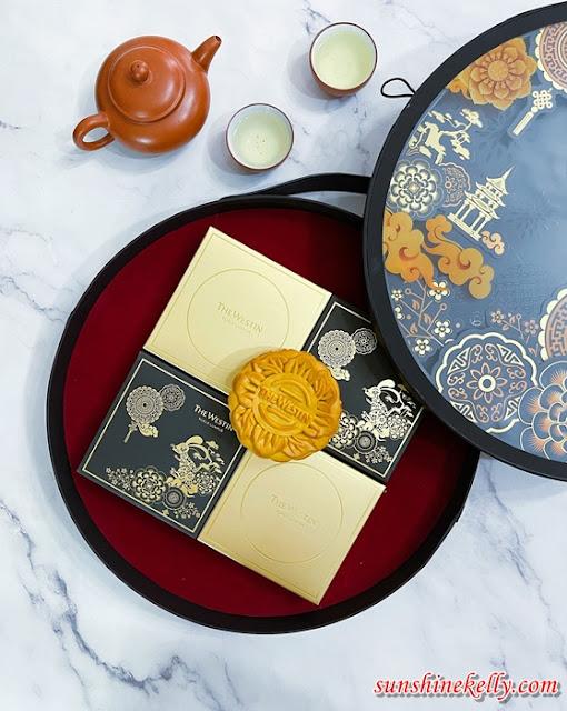 YUÈ Mooncake Gift Box, The Westin Kuala Lumpur, Mooncake Review, Mooncakes, Mid Autumn, Food