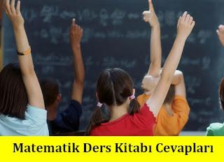 6. Sınıf Matematik MHG Yayınları Ders Kitabı Cevapları