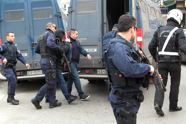 20 συλλήψεις στην Αργολίδα σε αστυνομική επιχείρηση