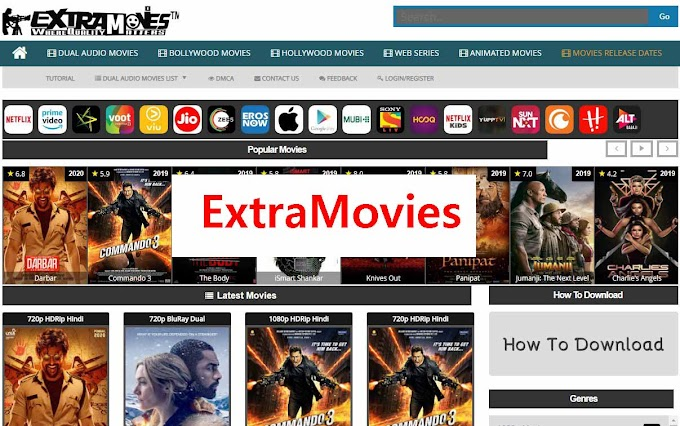 Extramovies 2020- Bollywood Movies Web Series Download