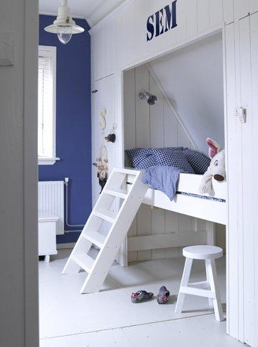 gyerekszoba ágy