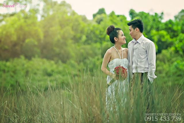 Những mẹo chụp hình cưới đẹp và rẻ bạn nên tham khảo