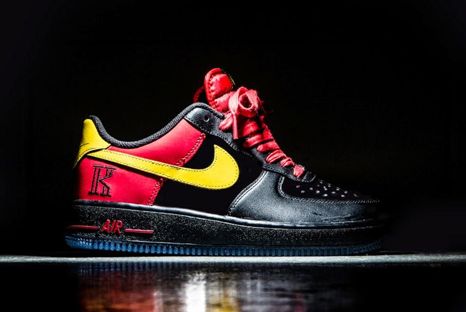 Nike und NBA Spieler Kyrie Irving machen gemeinsame Sache