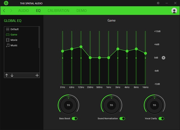 Razer THX® Spatial Audio App