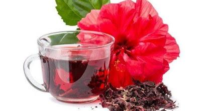 Minyak hibiscus untuk Menghitamkan Rambut Indah dan Kuat