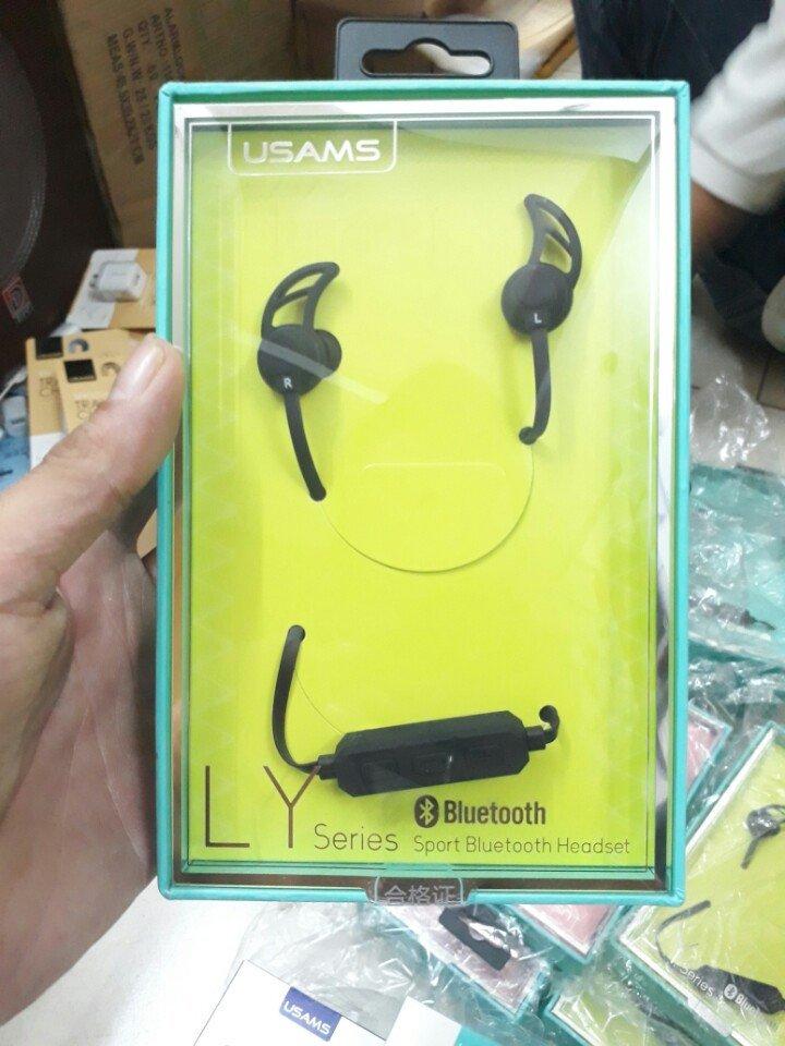 Tai nghe bluetooth chính hãng Usams LY Series giá sỉ và lẻ rẻ nhất 01900