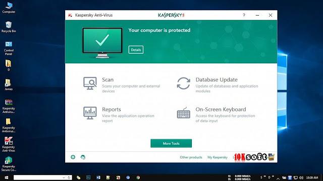 Kaspersky Antivirus 2017 Latest Version Free Download