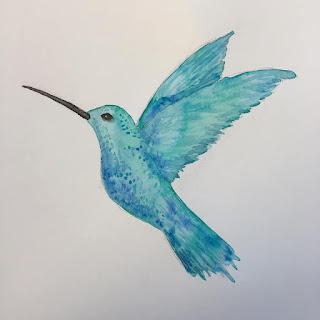 watercolor4 - Freeform Friday: Watercolor the Easy Way - Sara Berrenson + A GIVEAWAY