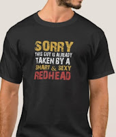 Funny boyfriend tshirt - this man is taken