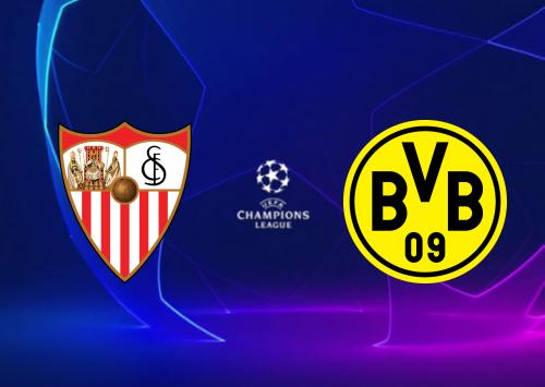 Sevilla vs Borussia Dortmund -Highlights 17 February 2021