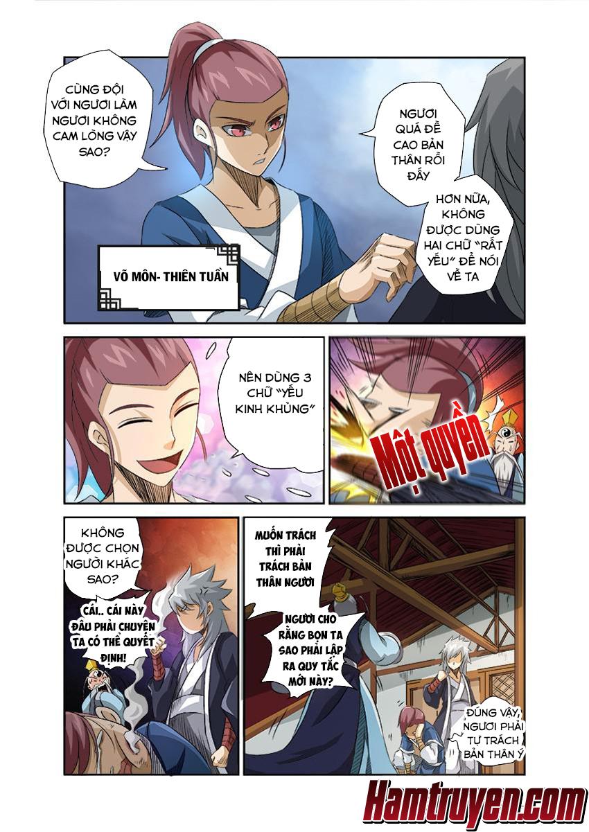 Quyền Bá Thiên Hạ Chap 149 - Trang 5