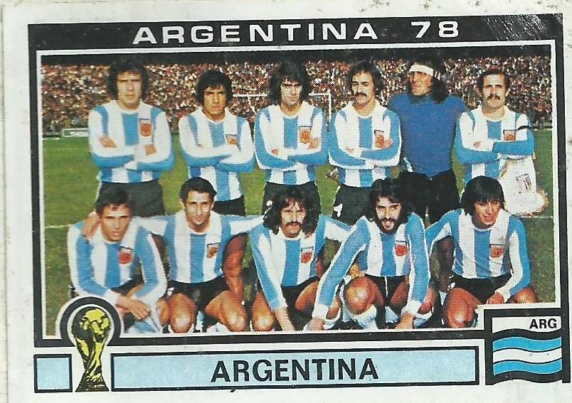 World Soccer News: Fifa World Cup 1978 Argentina soccer team