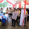 Kapolri Saksikan Langsung Donor Plasma Konvalese di Polda NTT