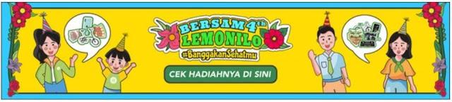Mie Sehat Lemonilo