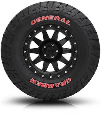 general off road tires