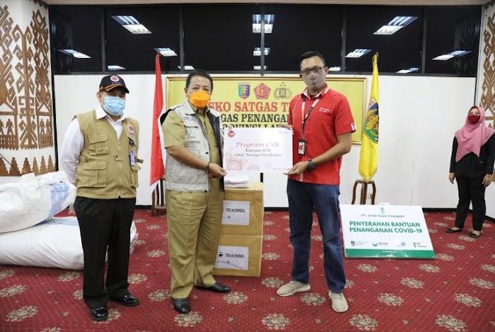 Arinal Apresiasi Peranan Kalangan Swasta di Provinsi Lampung dalam Penanganan Covid-19