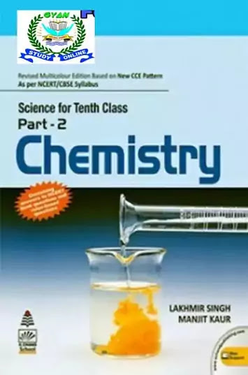 class 10 S chand Chemistry part 2 book PDF download
