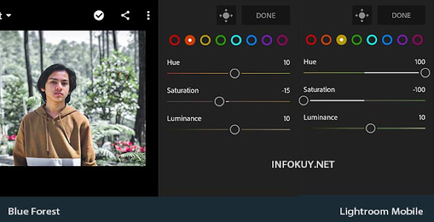 MIX - Rumus Lightroom Selebgram Cowok