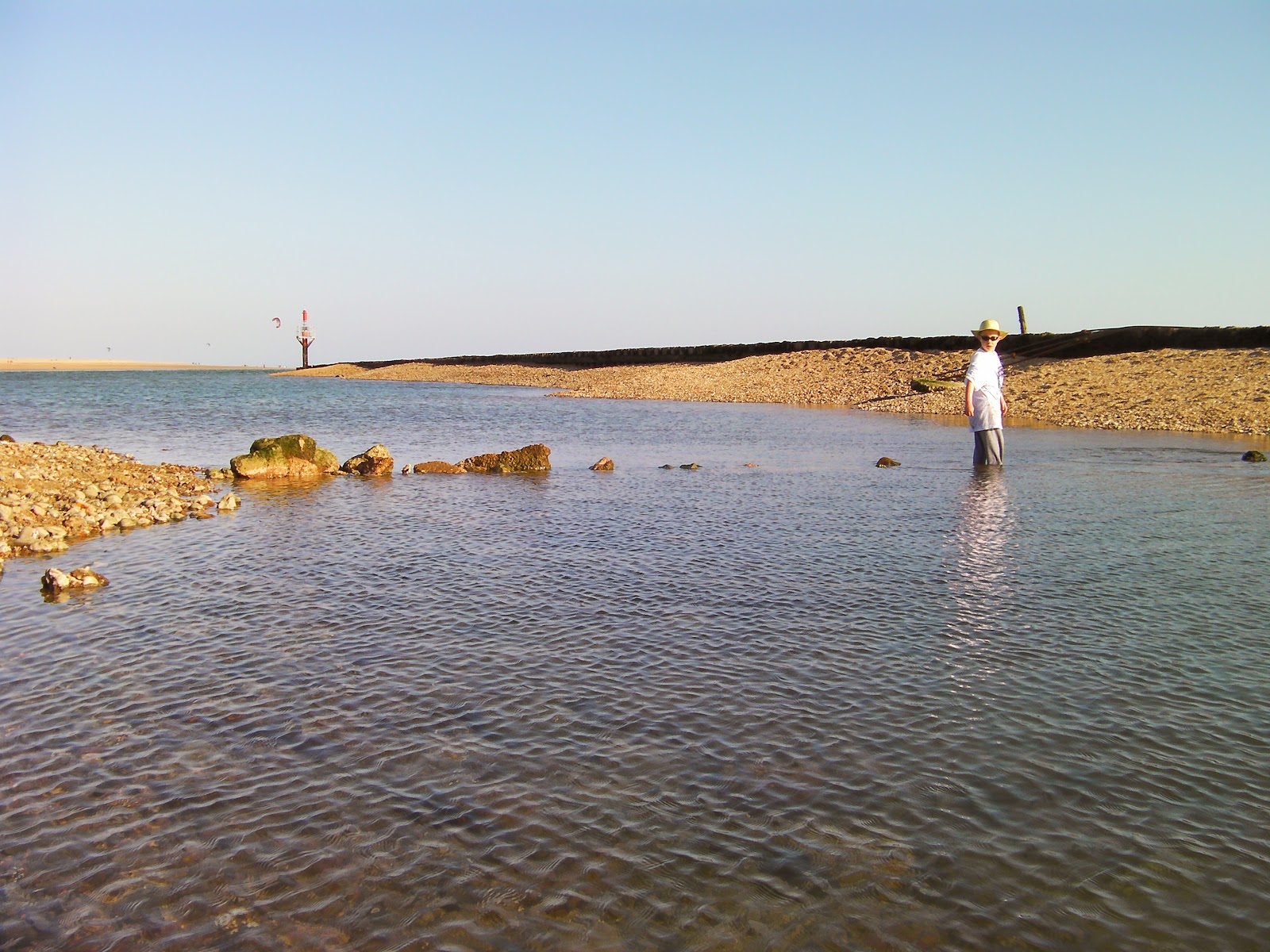 old sewage outflow pipe eastney portsmouth