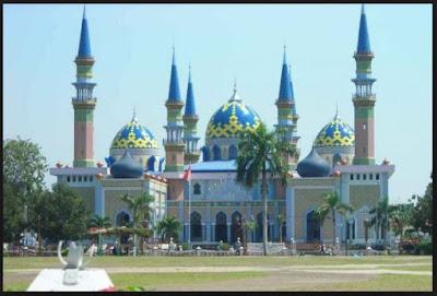 Masjid Agung Tuban Jawa Timur