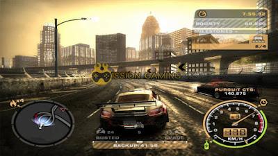 تحميل لعبة NEED FOR SPEED MOST WANTED 2005 كاملة مجانا برابط تورنت