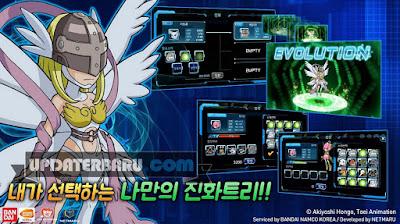 Digimon Soul Casher APK Terbaru