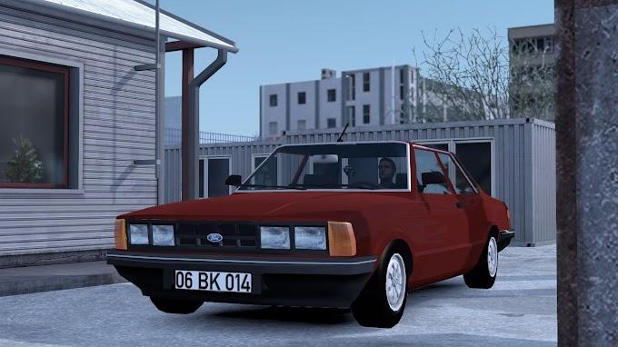 ETS 2 - Ford Taunus V1R50 Modu (1.39)