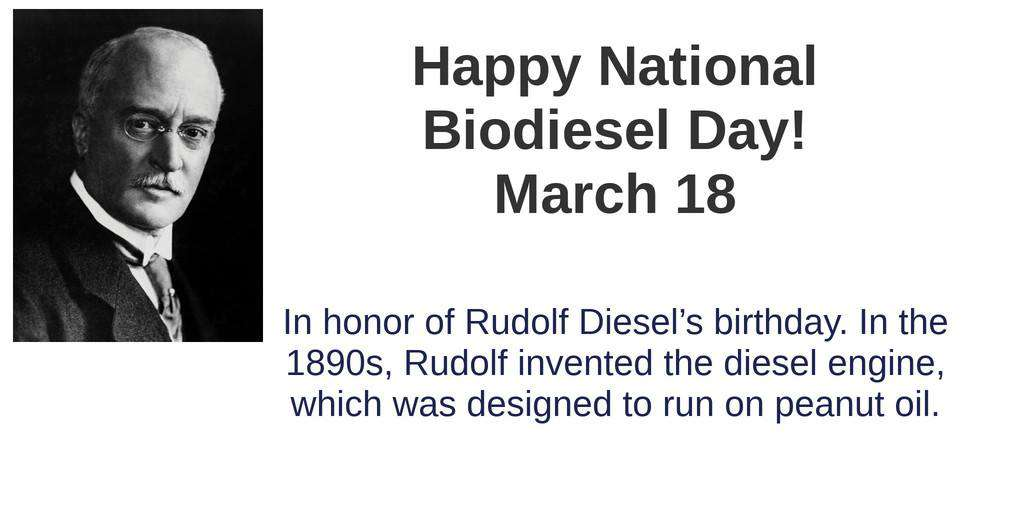 National Biodiesel Day Wishes Images
