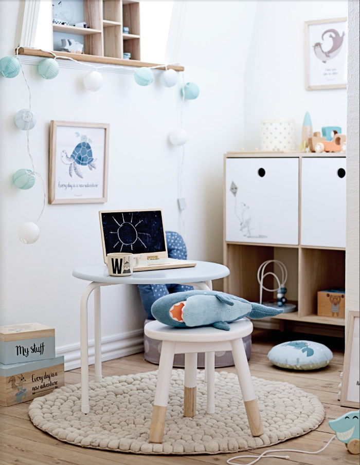 Bloomingville kids room accessories