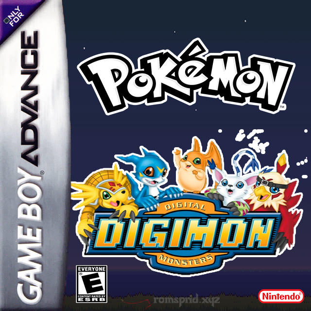 Pokemon - Digimon Alpha