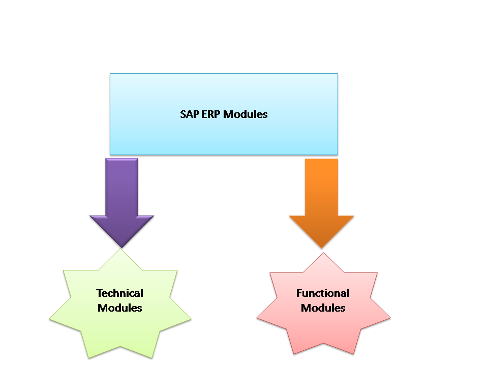SAP ERP Technical and Functional Modules List