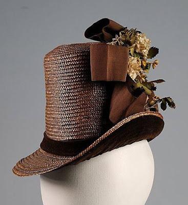 antyczny kapelusz