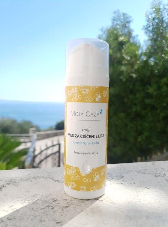 med za čišćenje lica