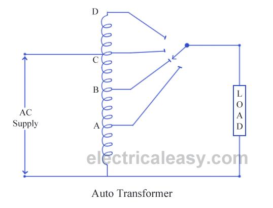 Super Auto Transformer Electricaleasy Com Wiring 101 Cranwise Assnl