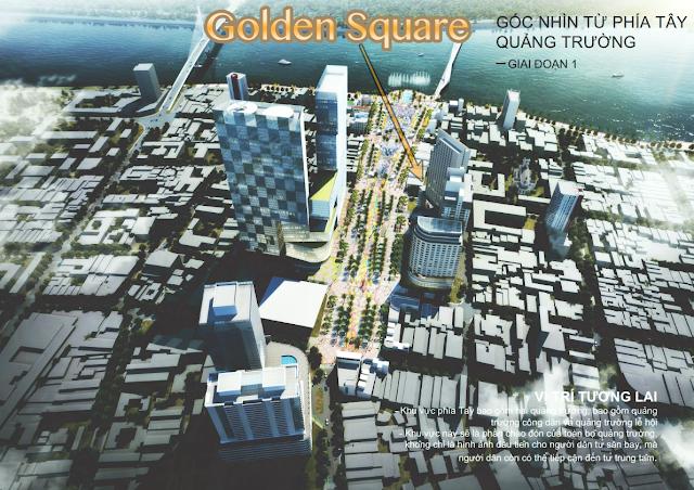 Golden Square mảnh đất vàng của Đà Nẵng