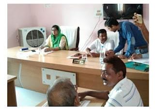 लापरवाह कर्मचारियों के विरूद्ध होगी कड़ी कार्रवाई:रूखसाना कमाल    #NayaSaberaNetwork
