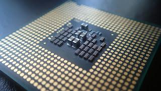 64-bit CPU chip