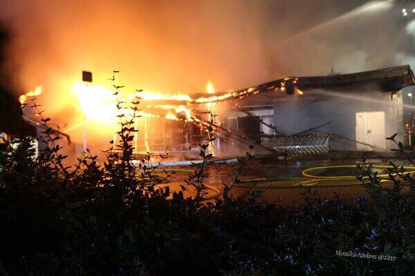 Feuerwehreinsatz in Sankt Augustin / eigene kleine Welt