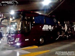 Linea: ADO GL Autobus: Mercedes-Benz Tourismo Autor:Victor Manuel Madero