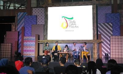 Press conference Trinity Optima Production Launching Warbiasyak Neona ft. Ananta Vinnie
