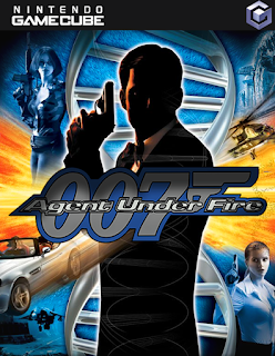 James Bond 007 Agent Under Fire ISO GC
