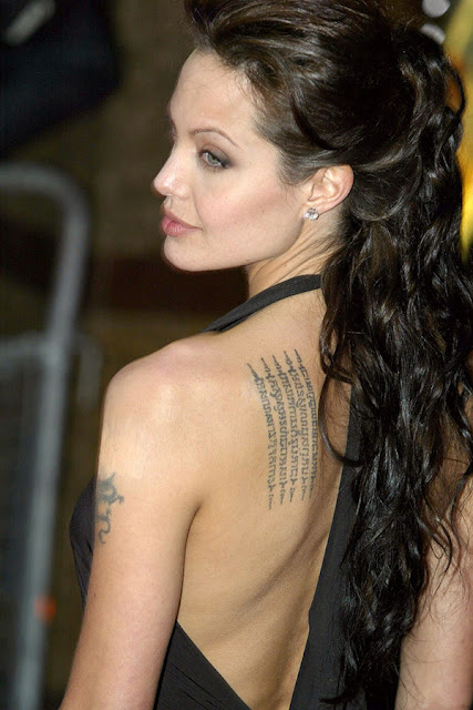 5 Famous Female Celebrity Tattoos and Meanings , Celebrity having crazy about Tattoos , United state on america, Britain