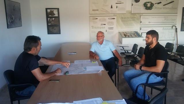 Fuerteventura.- Reunión agentes del sector pesquero y representantes de las instituciones públicas