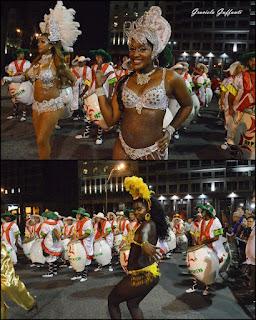 Desfile Inaugural del Carnaval. Uruguay. 2017 La Carpintería del ROTH