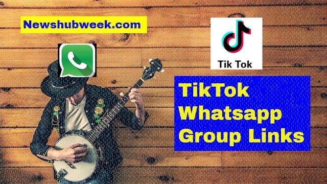 Join 60+ TikTok Whatsapp Group Links Latest Update
