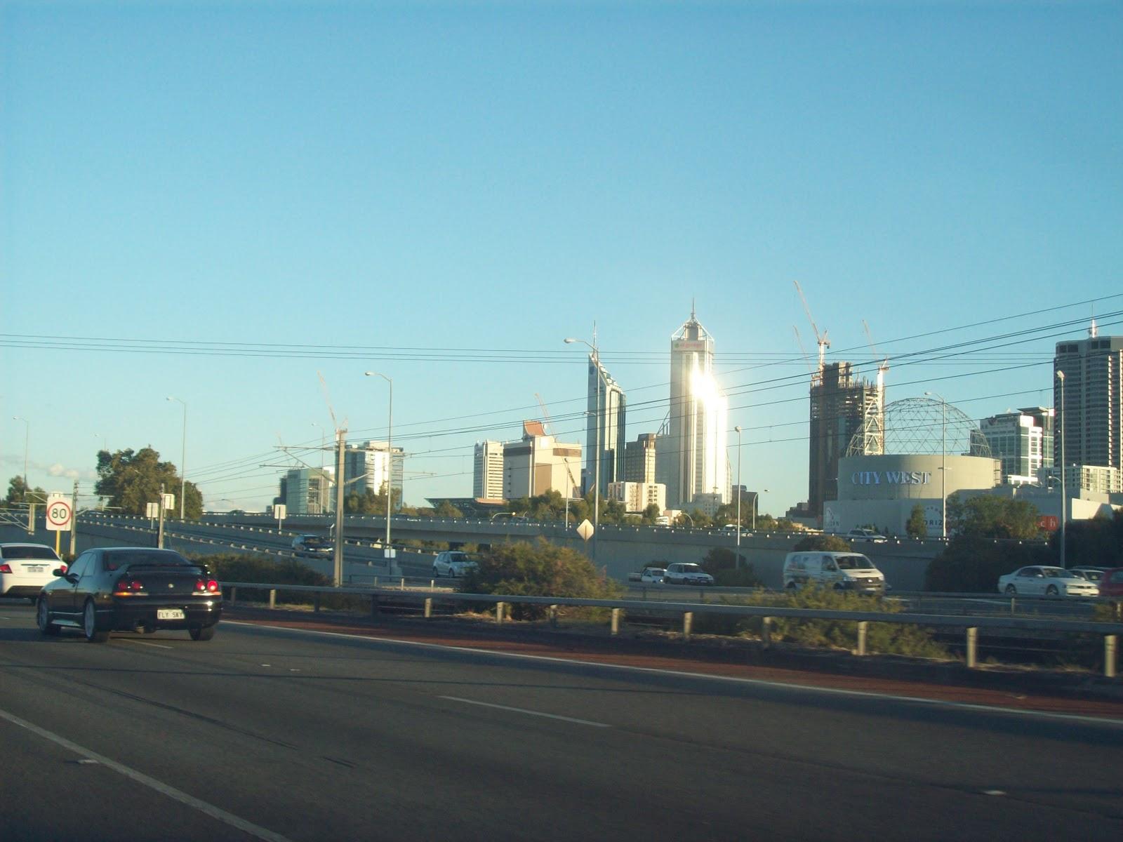 perth freeway