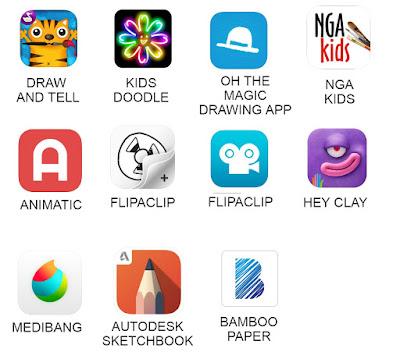 11 aplicaciones dibujo